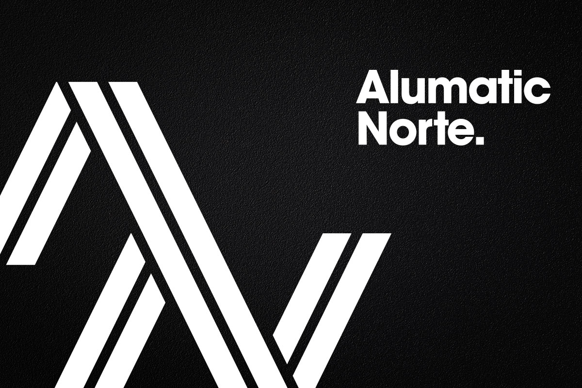 Alumatic Norte Logotipo